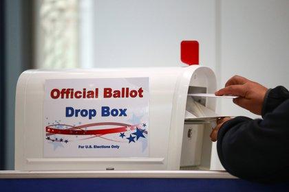 Urna de votación (Reuters)