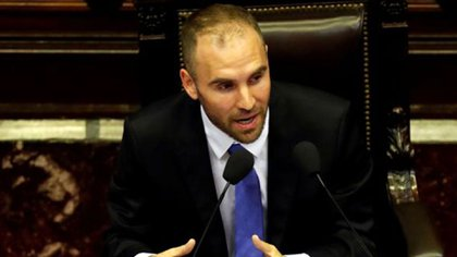 El ministro de Economía de Argentina, Martín Guzmán, presentó en septiembre un presupuesto con cifras que ya quedaron desactualizadas