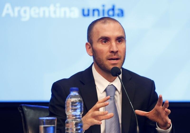 """El ministro de Economía, Martín Guzmán, conversa con los principales fondos tenedores de deuda Argentina. Son fondos """"real money"""", que no siguen estrategias basadas en litigios legales"""
