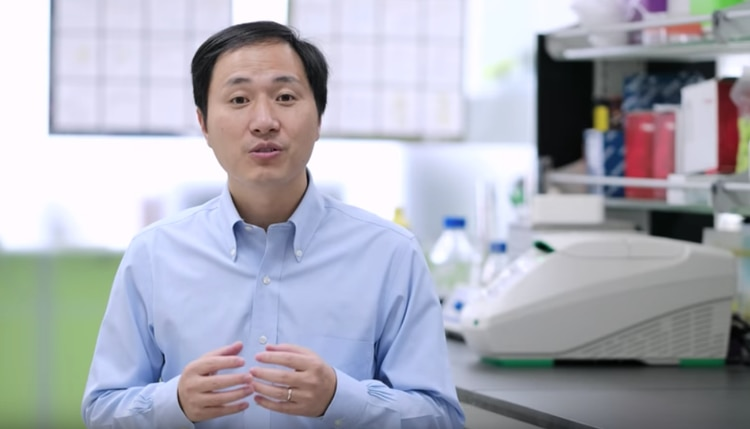 He Kiankui, el científico que anunció que editó genéticamente dos embriones para que sean resistentes al VIH, está desaparecido en China
