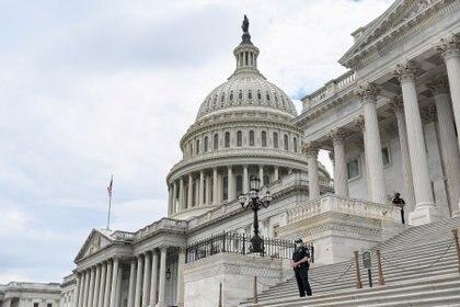 La posibilidad de un Congreso dividido —Senado republicano, Cámara de Representantes demócrata— significó para Wall Street la posibilidad de estabilidad (Reuters/ Erin Scott)
