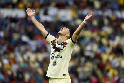 Los aficionados de las Águilas del América mostraron su molestia en redes sociales después de no alcanzar boletos. (Foto: EFE/José Méndez)