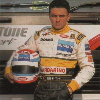 Minardi le dio la gran chance a Tuero en su camino hacia la F1 (Archivo CORSA).