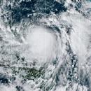 Imagen de archivo del huracán Zeta sobre el Caribe en esta fotografía satelital tomada el 26 de octubre, 2020. NOAA/Handout via REUTERS
