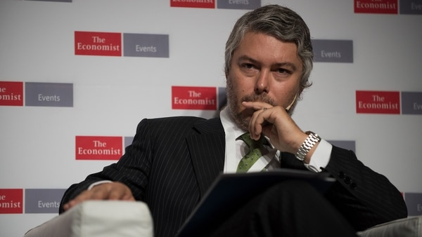 Mariano Federici, titular de la Unidad de Información Financiera (Foto: Adrián Escandar)