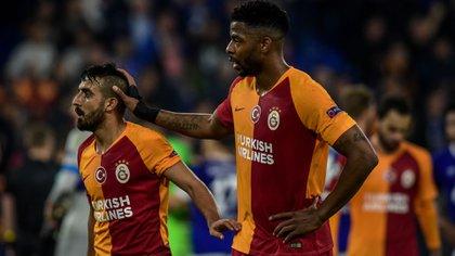 Galatasaray, con el sponsor que también tendrá River (Foto: Shutterstock)