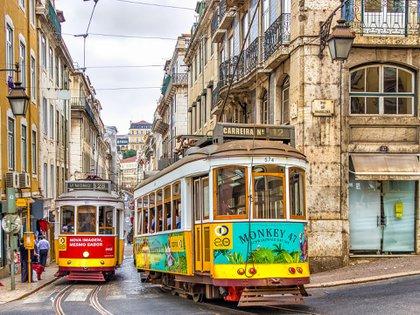 Lisboa, Portugal.  Foto: Pixabay.