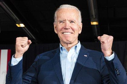 En la imagen, Joe Biden, el presidente electo de EE.UU. EFE/EPA/JIM LO SCALZO