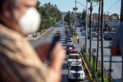 El gobierno del Estado de México realizará la denuncia correspondiente a la Fiscalía General de Justicia del Estado de México (FGJEM) (Foto: EFE)