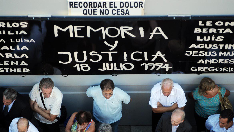 Memoria y Justicia (foto AFP)