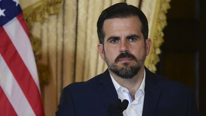 Ricardo Rosselló (AP Photo/Carlos Giusti)