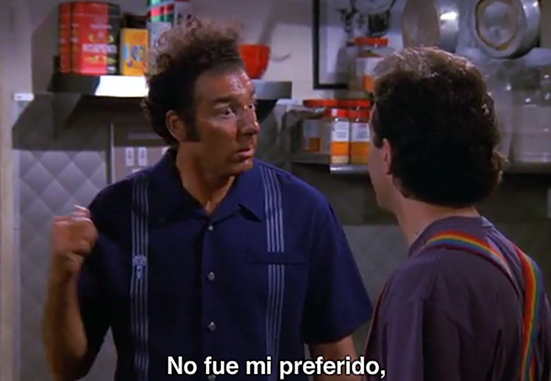 Yerba en Seinfeld