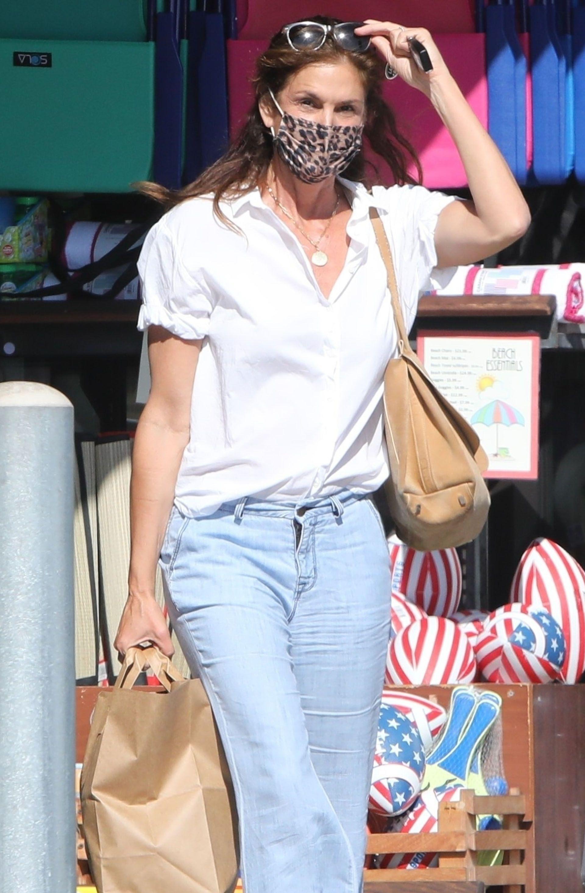Celebrities en un clic 26072021 Cindy Crawford
