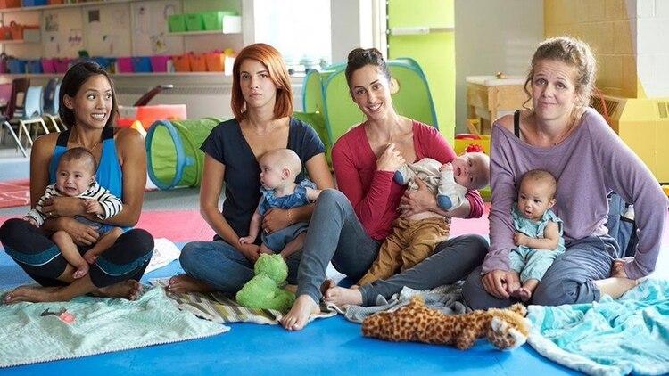 "Serie canadiense ""Working Moms"""