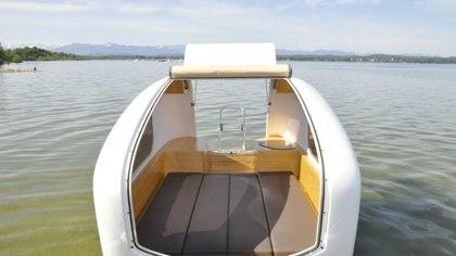 Sealander: la casa rodante flotante que se transforma en un bote