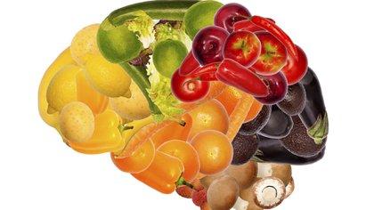 Los alimentos son partes fundamentales en el desarrollo del cerebro humano Foto: (iStock)