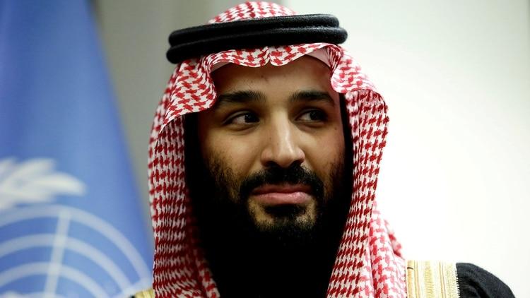 Mohammed bin Salman (Reuters)