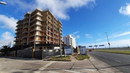 La zona de Camet, también atrae la expansión edilicia