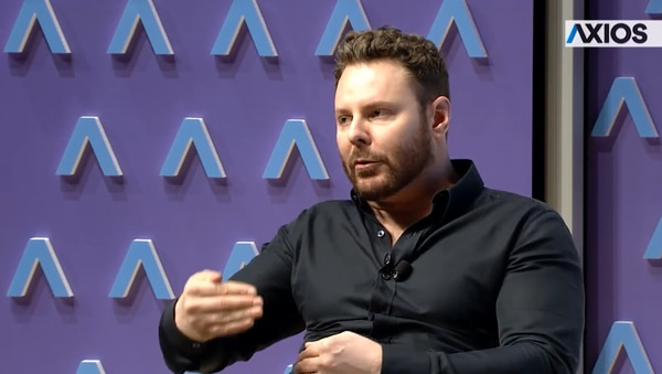 Sean Parker, el multimillonario inversor de Facebook (fue su primer presidente) y fundador de Napster