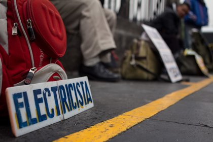 Según Romo, el gobierno mexicano sólo ha destinado lo equivalente al 0.6% del PIB a contrarrestar los efectos negativos de la crisis sanitaria (Foto: cuartoscuro)