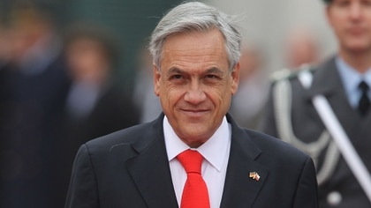 Sebastián Piñera (Getty Images)