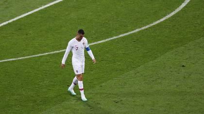 A Portugal lalucidezle duró hasta que se apagó Cristiano Ronaldo (REUTERS)
