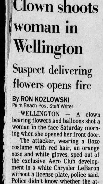 Palm Beach Post se hizo eco de la historia