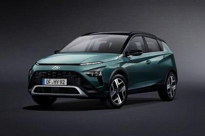 Se ofrece con varias motorizaciones (Hyundai)