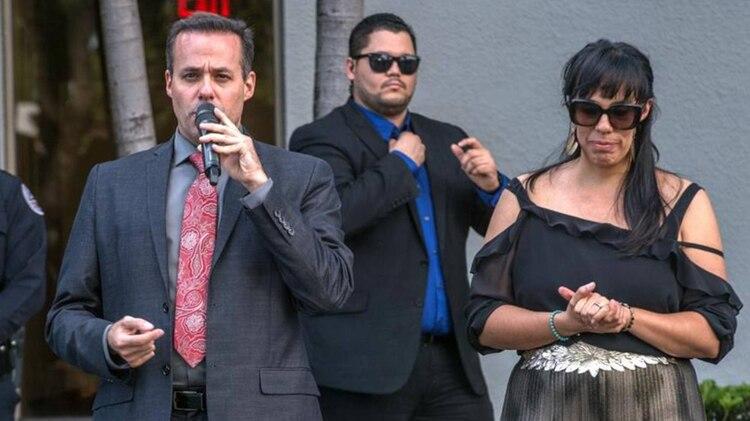 Jose Joel y Marysol Sosa no han tenido la mejor relación con su hermanastra (Foto: EFE)