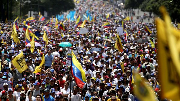 La oposición venezolana convocó a retomar las protestas en las calles el próximo sábado
