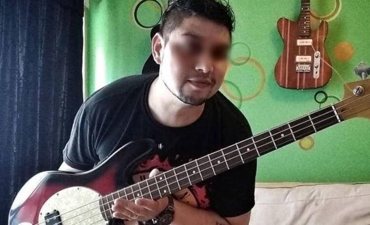 Santiago Aciar, el youtuber acusado de la noticia falsa del Hospital Posadas.
