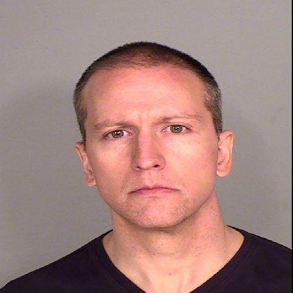 Derek Chauvin, actualmente fuera de prisión (EFE)