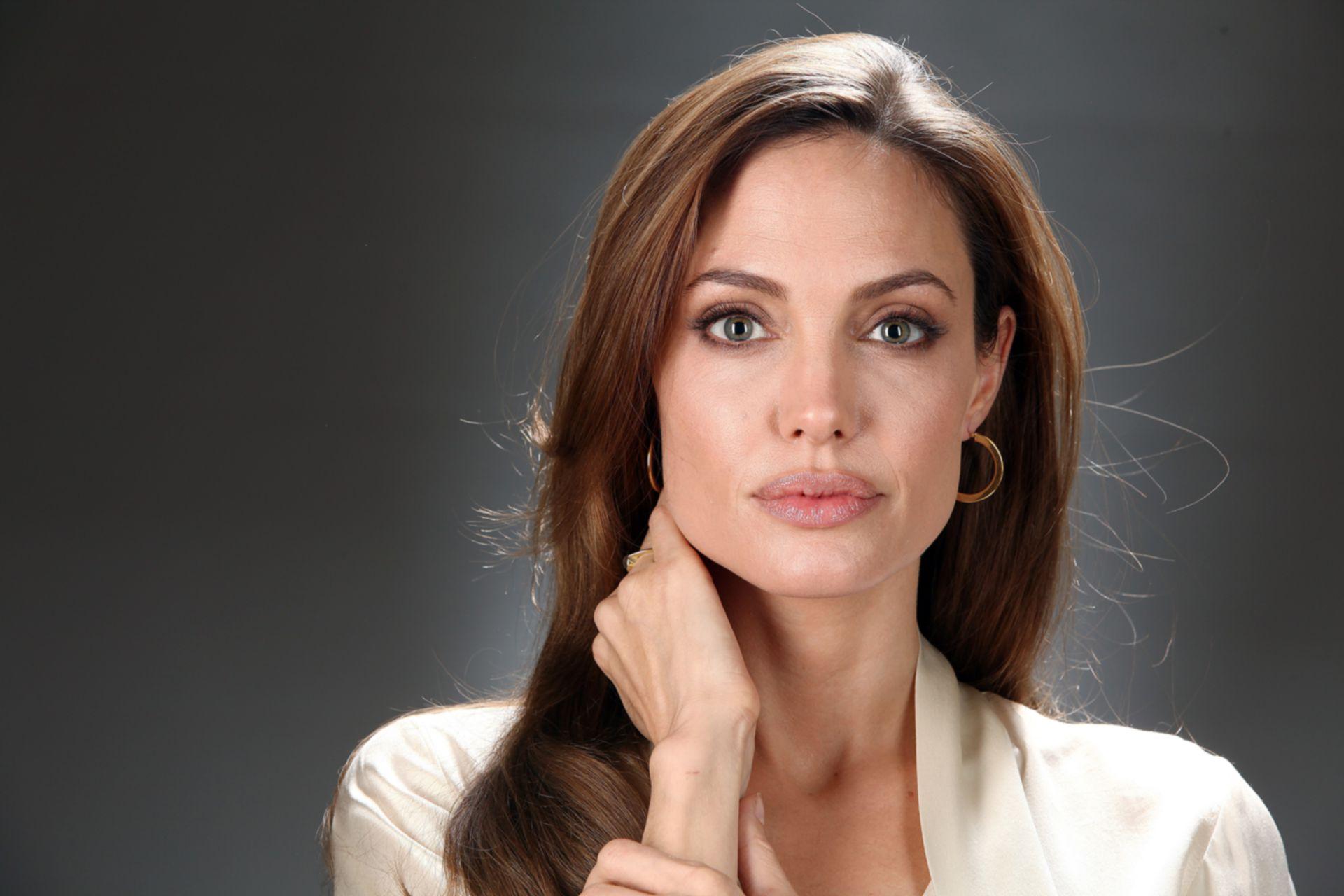 Angelina está muy activa en Hollywood