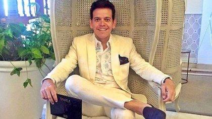 Aco Pérez, actor de 'Diomedes' y 'Lala's spa, asegura que se arrepiente de haber votado por Iván Duque