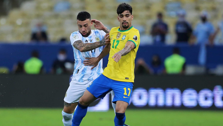 Final Copa América 2021 - Argentina vs Brasil