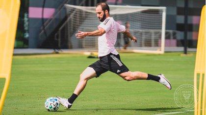 Gonzalo Higuaín es el futbolista mejor pagado de la MLS