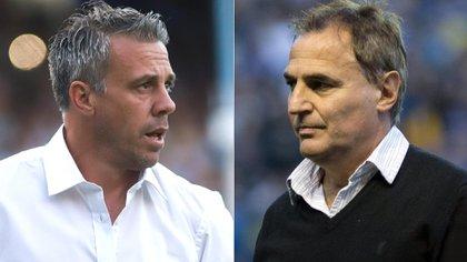 Pusineri y Madelón, los dos entrenadores que suenan en Platense (NA)