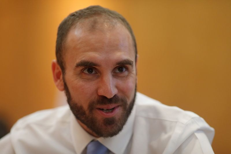 Martín Guzmán, uno de los artífices del acuerdo