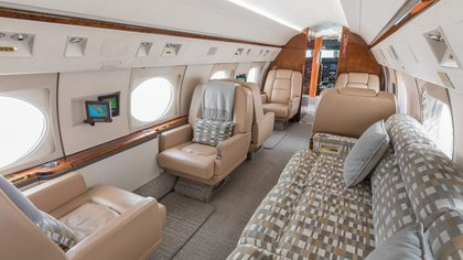 La aeronave está vinculada con el servicio de transporte en territorio estadounidense y fuera de él (Foto: aviapages.com)