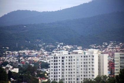 Imagen de Cuernavaca, en Morelos, una de las ciudades en las que la percepción de inseguridad es mayor (Foto: Margarito Pérez Retana/Cuartoscuro)