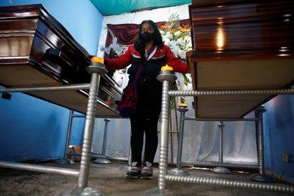 Colombia supera las 200 víctimas en las 53 masacres registradas en el 2020. (EFE)