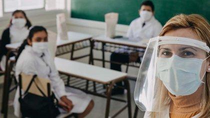 Campeche luce como la primera entidad en reabrir sus escuelas (Foto: Archivo)