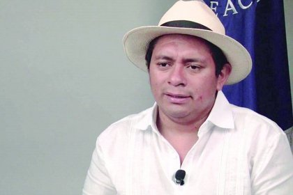 Luis Fernando Arias, consejero mayor de la Organización Nacional Indígena de Colombia (ONIC), necesita atención especial por el delicado estado de salud que le dejó a su cuerpo su padecimiento de coronavirus.