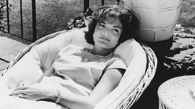 Se dice que una pelea con JFK llevó a Jackie a una clínica donde fue tratada contra la depresión