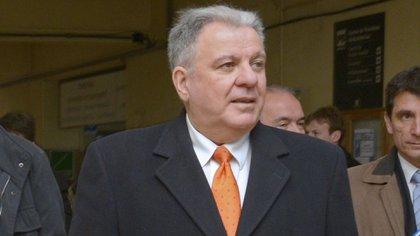 El rector de la Universidad de Buenos Aires (UBA), Alberto Barbieri. (NA/IVAN EZEQUIEL HERRERA)