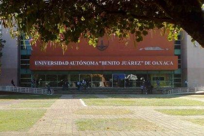 Universidad Autónoma Benito Juárez de Oaxaca (Foto: Twitter)