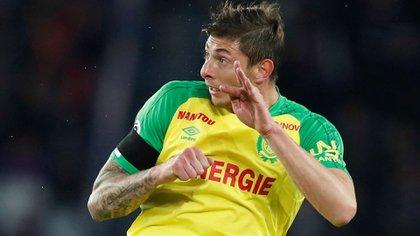 Emiliano Sala tuvo un gran inicio de temporada en Nantes (EFE)