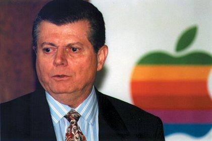 Gil Amelio fue CEO de Apple durante 500 días, entre 1996 y 1997