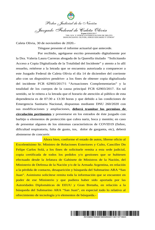 cedula-caleta-14-documento ara san juan