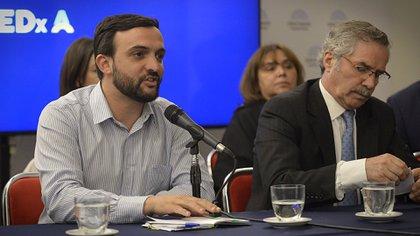 Grosso, diputado del Movimiento Evita, fue el principal negociador para lograr la confluencia de todos los tres sectores